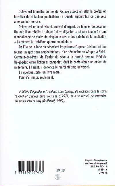 citation 99 francs